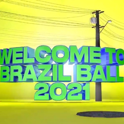 WELCOME TO BRAZIL LSS Beat