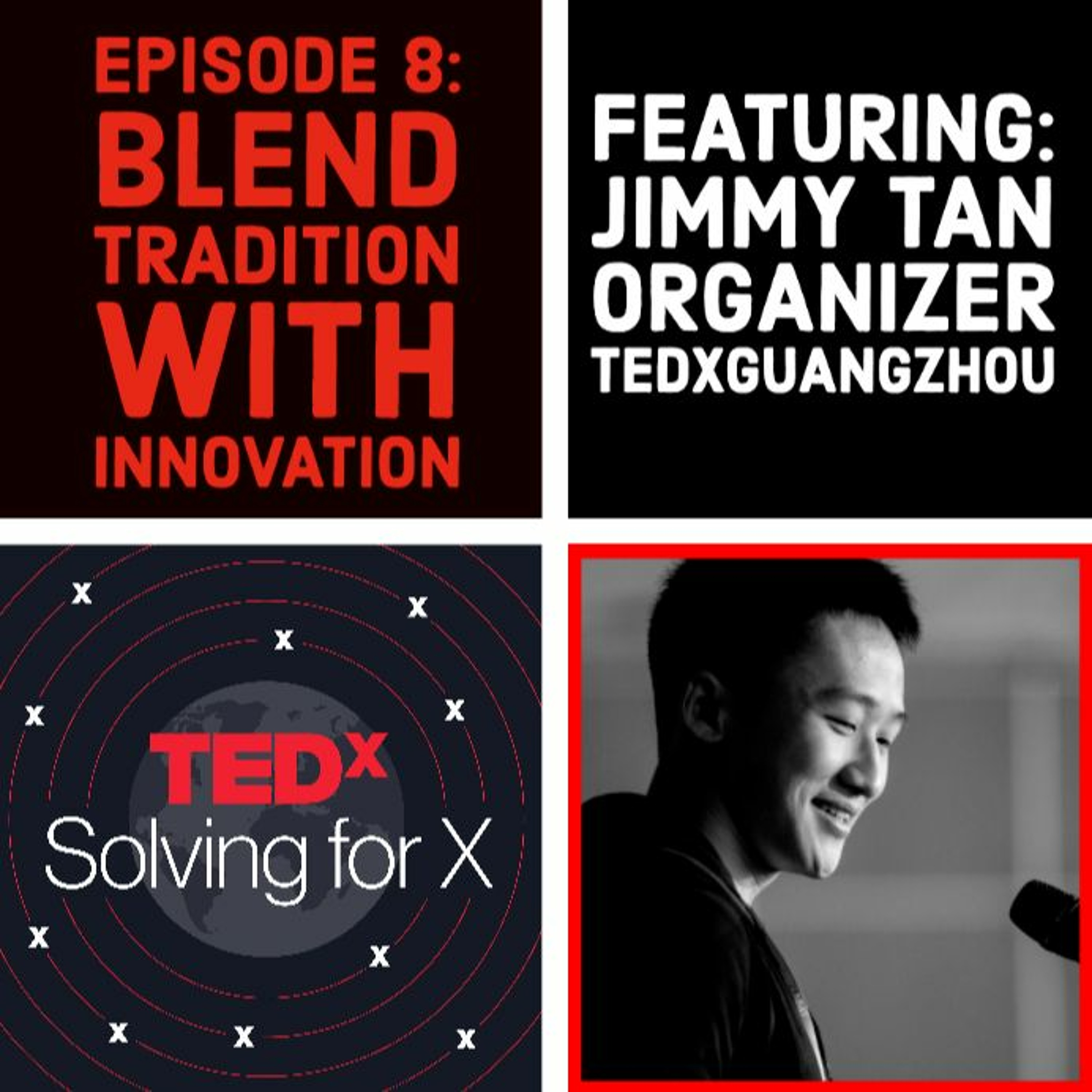 Blend tradition and innovation — Jimmy Tan, TEDxGuangzhou