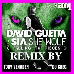 She Wolf ( Remix by Tony Vendder feat Dj Greg )