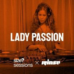 size? sessions - Lady Passion