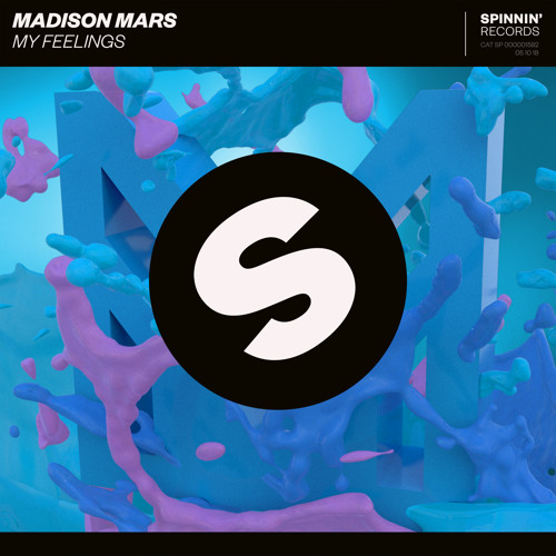 Madison Mars - My Feelings (incl. Madison Mars Progressive Mix) [OUT NOW!]