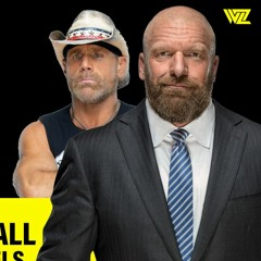 Triple H And Shawn Michaels NXT TakeOver: In Your House Post Show Media Call