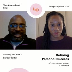 The Access Point : Defining Personal Success