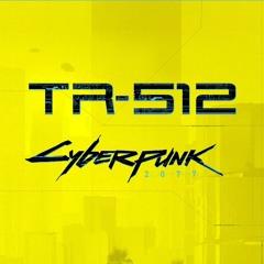 Spoiler (TR-512 Cyberpunk 2077 Bootleg)
