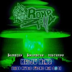 Rompzilla - Kaiju King (30 Min Bass Music Mix) 2021 (free download)
