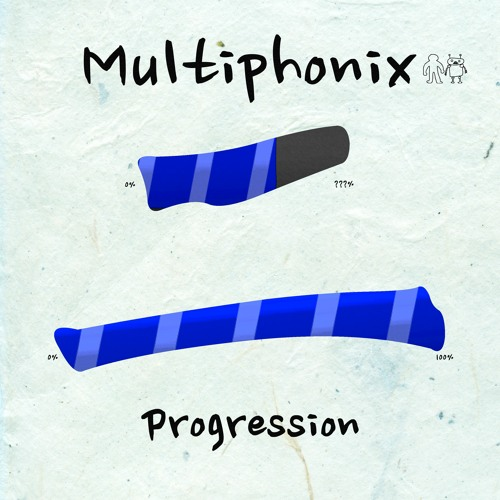 PROGRESSION : 2nd album by Multiphonix (2019)