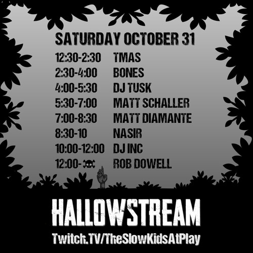 Matt Diamante - Hallowstream (10-31-2020)