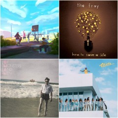 Taste the Cable Car (ZEVY x Tyga x The Fray x Lucas & Steve x Of Monsters And Men x Bastille)