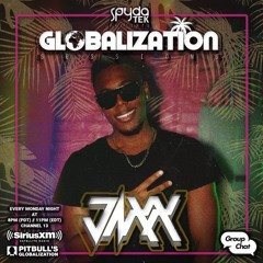 SpydaT.E.K.'s Globalization Sessions Guest Mix (Feat. JAXX)
