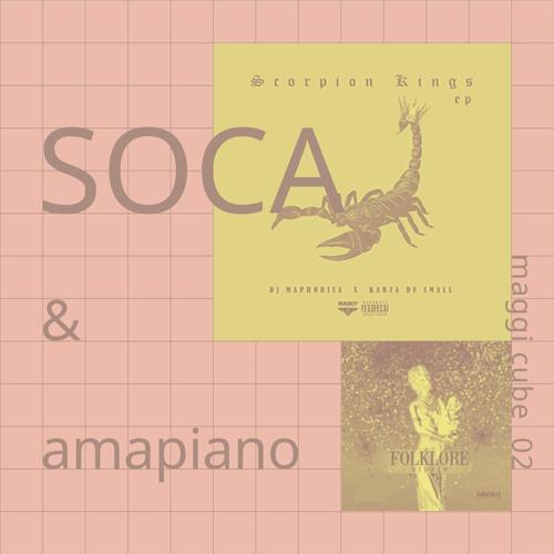 Maggi Cube 02 – Soca & Amapiano