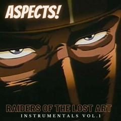 Raiders of the Lost Art - Instrumental