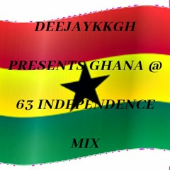 🔥GH @ 63 INDEPENDENCE MIX BY DEEJAYKKGH 🔥