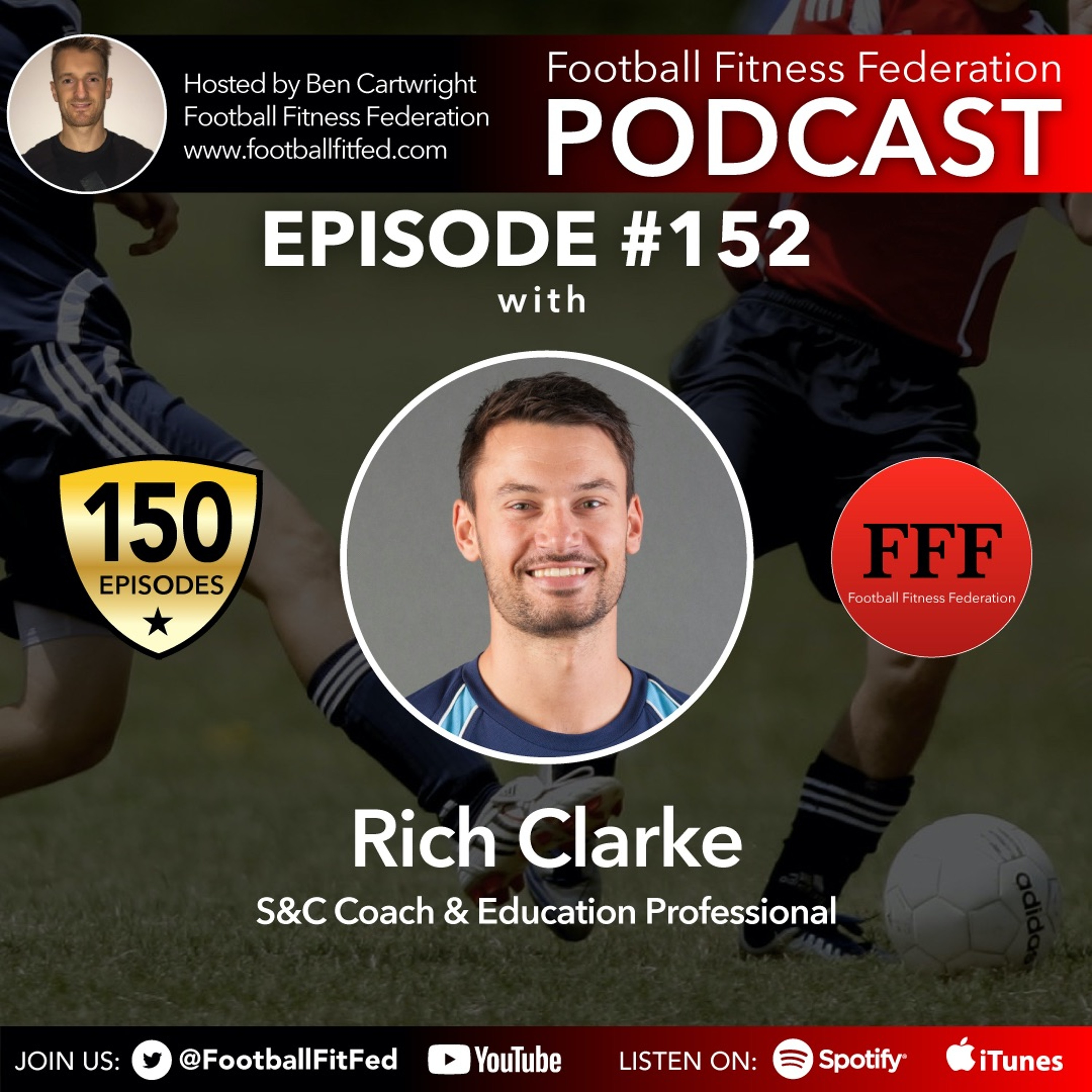 """#152 """"Coaching Agility"""" With Rich Clarke"""