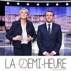 Un fascisme français // Anne Debregeas, porte parole de SUD-Energie (La demi-heure - 01/06/2021)