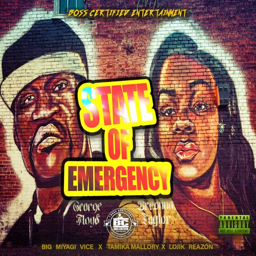 State of Emergency feat. Lojik Reazon X Tamika Mallory X Mysonne X Trae tha Truth