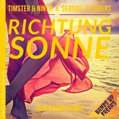 Timster & Ninth X Seaside Clubbers - Richtung Sonne (Jason D3an Radio Mix)