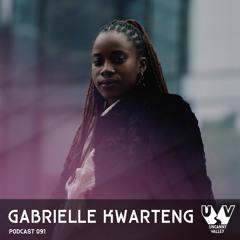 UV Podcast 091 - Gabrielle Kwarteng