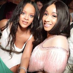 WAP x S&M - Cardi B x Megan Thee Stallion x Rihanna (oneboredjeu mashup)
