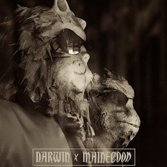 Darwin x Mainecoon - Ritual mix / Halloween at house :( intro by Nell Widmer)