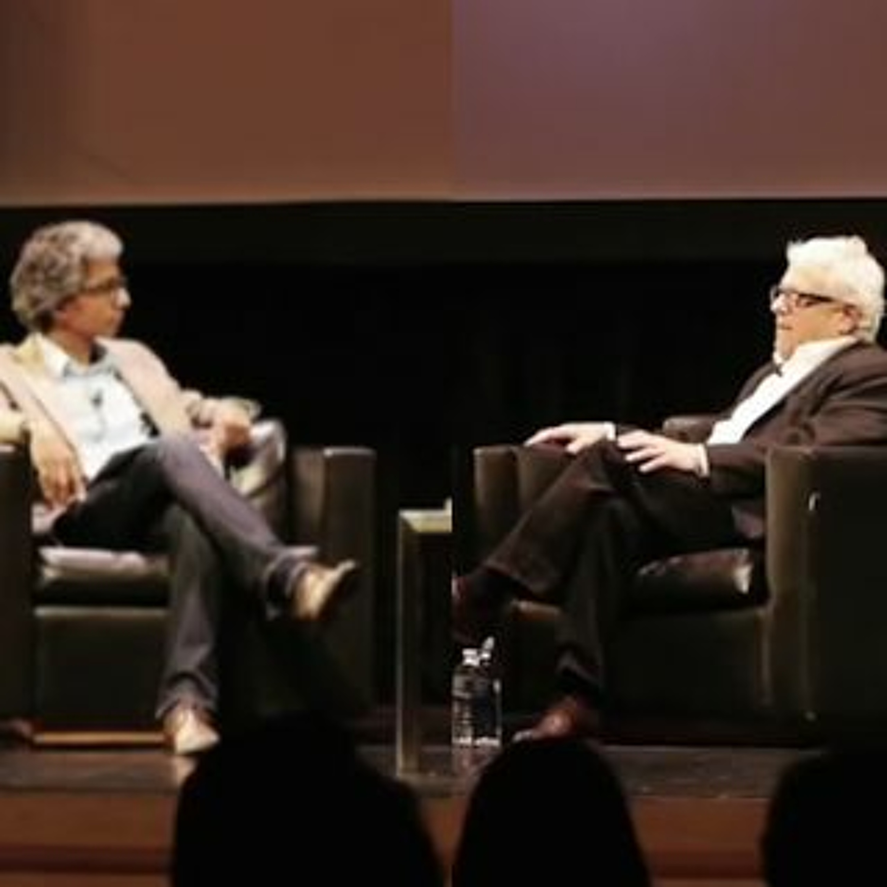 Science, Ignorance, and the Pursuit of Meaning | Satyan Devadoss & Stuart Firestein