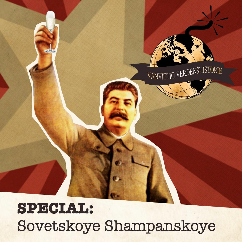 SPECIAL: Sovetskjoye Shampanskoye m. Vin for Begyndere