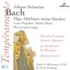 Tilge, Höchster, meine Sünden (Psaume 51), BWV 1083: Dich erzürnt mein Tun und Lassen: Andante, alto