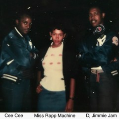 DJ JIMMIE JAM  AND CEE CEE HAVING FUN FREESTYLE TR 808 PART ONE 1985