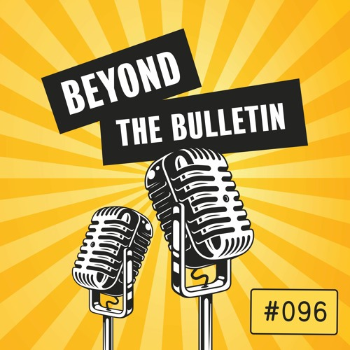 Episode 96 - Beesley Architecture, Residence Vaccination, President's Forum