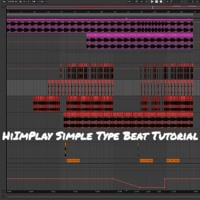 HiImPlay - Rap Type Beat Tutorial