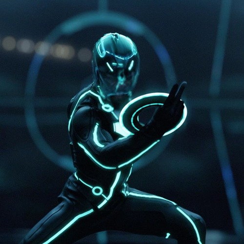 Music from TRON Legacy: Disc Battle