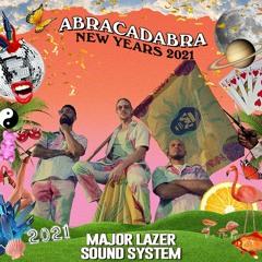 Major Lazer @ ABRACADABRA NEW YEARS 2021
