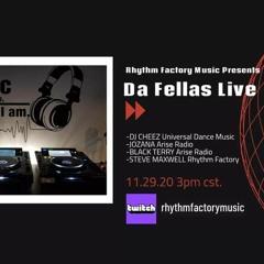 DaFellas Live - Part 1