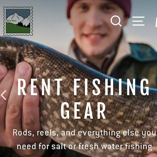 92 Fly Fishing Rental Gear, Bigskyrent.com Big Sky Rentals, Kansas City Missouri