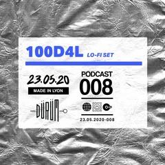 Podcast°8 : 100D4L - Lo-fi Set
