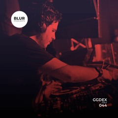 Blur Podcasts 044 - GgDeX (Italy)