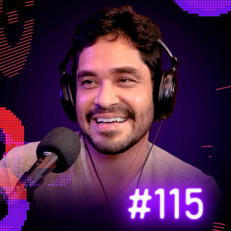 #115 - Diogo Almeida (Comediante)