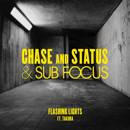 Flashing Lights (Mac Miller Remix) [feat. Sub Focus & Takura]