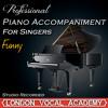 Funny ('City of Angels' Piano Accompaniment) [Professional Karaoke Backing Track]