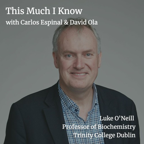 Prof. Luke O'Neill on the intersection of academia and health tech