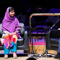 Malala Yousafzai In Conversation with Jude Kelly