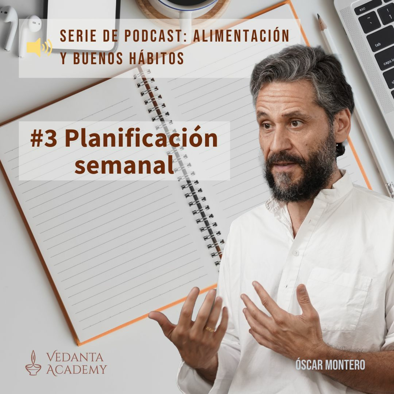 3 Planificación semanal