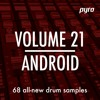 "Pyro Audio Volume 21 ""ANDROID"" Demo 2"