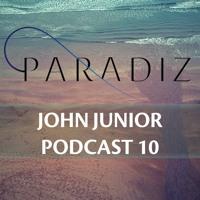 Paradiz Podcast 10 mixed by John Junior (19.09.2020)