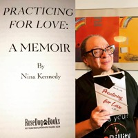 Pianist, Film Maker Now Award-winning Author Nina Kennedy