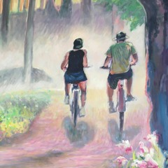 Art in Motion Brings Artwork, Bands, and Biking to the Lake Wobegon Trail
