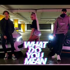 Draco x Młody Fajka - What Do You Mean (Prod.LaloProdBeatz)