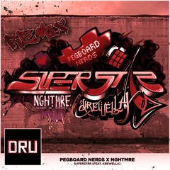Pegboard Nerds & NGHTMRE - Superstar (feat. Krewella)[DRU Remix]