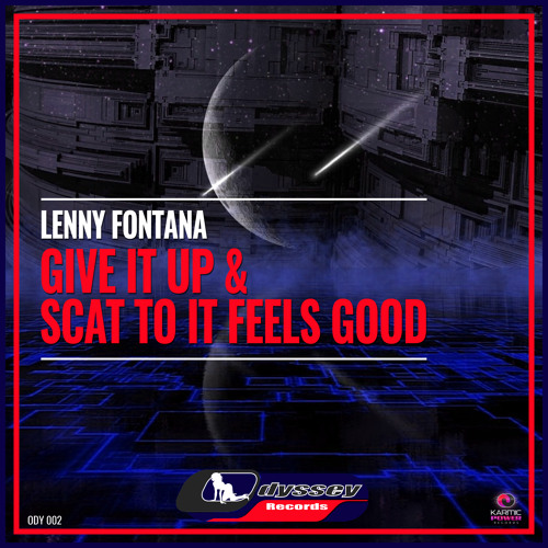Lenny Fontana - Give It Up (Original Mix)