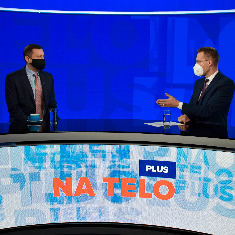 Na telo plus: Novozvolený špeciálny prokurátor Daniel Lipšic