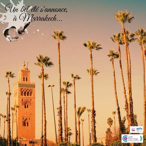 Les slams des CM2 : des mots qui claquent sur Marrakech